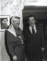 Primakov, Yevgeny and Arafat, Yasser