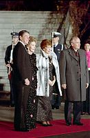 Reagans and Gorbachevs