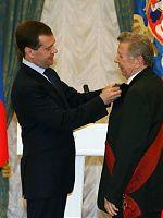 Chazov, Yevgeny and Medvedev, Dmitry