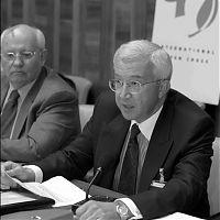 Likhotal, Alexander and Gorbachev, Mikhail