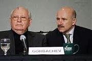 Gorbachev, Mikhail and Palazchenko, Pavel