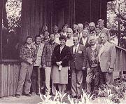 Beyond War meeting, 1987